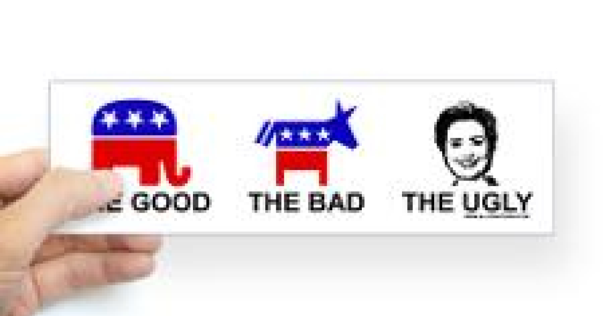 Anti-Hillary Stickers Banned At California GOP Convention