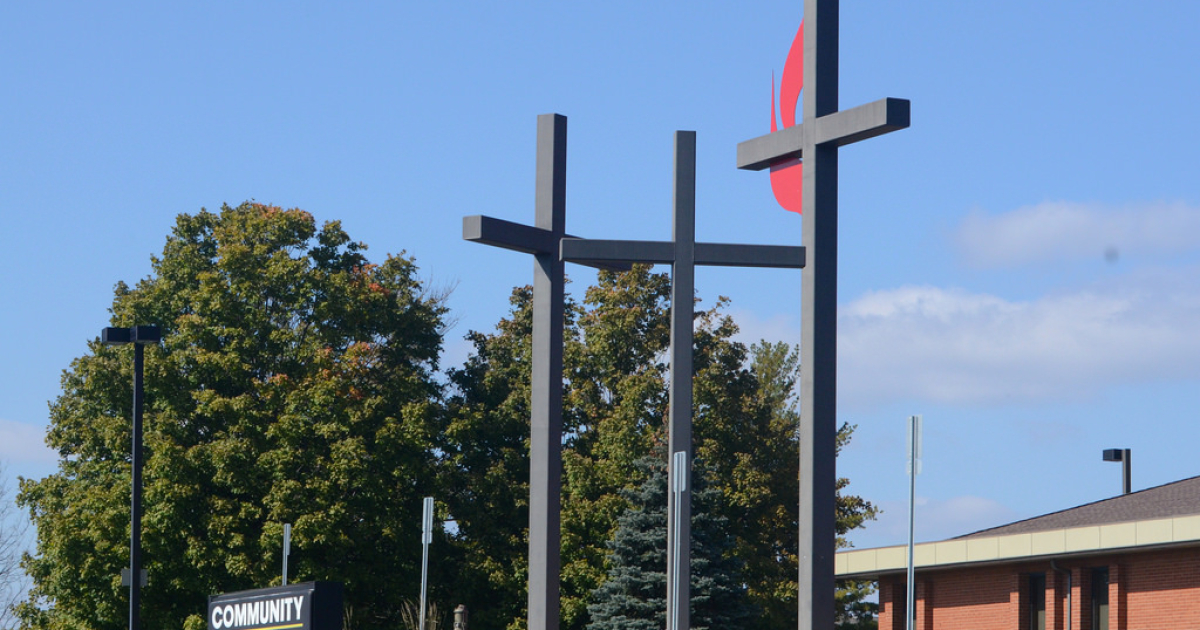 united methodist church and gay ministers