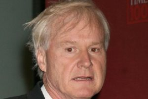 Chris Matthews Disheveled