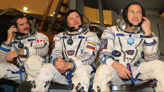 Russian Astronauts - Pics about space