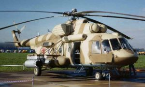 mi 17 helicopter