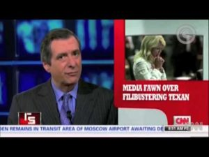 kurtz on wendy davis