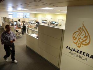 al jazeera america office