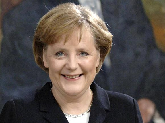 Angela Merkel Quotes - angela-merkel-smile