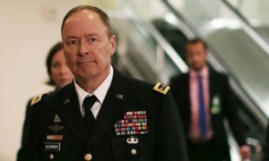 nsa chief keith alexander