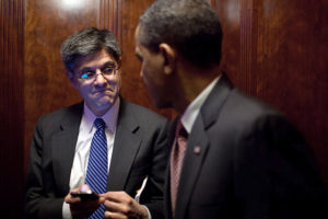 obama and jack lew