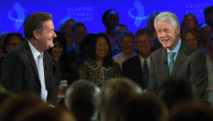 bill clinton on piers morgan