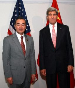 john kerry and wang yi