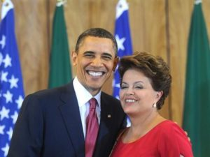 obama and rousseff