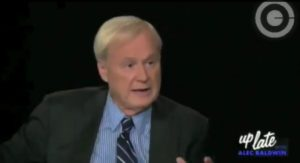 chris matthews up late w alec baldwin