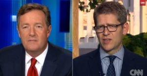 piers morgan vs jay carney
