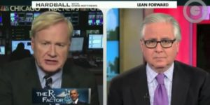 chris matthews obamacare small issue