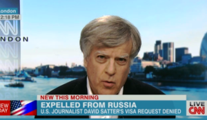 david satter expulsion from russia