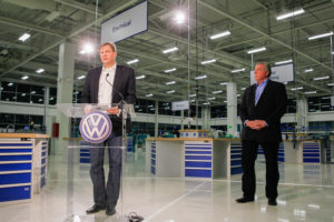 vw rejects union