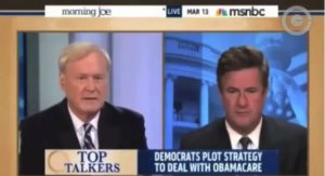 chris matthews on morning joe