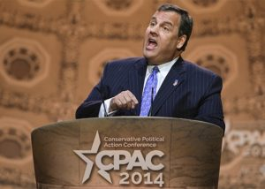 cpac chris christie blasts media