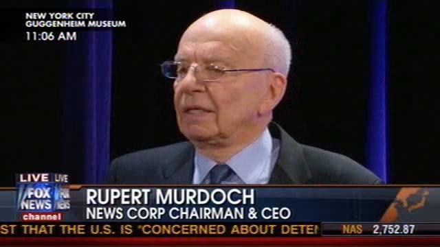 "Rupert Murdoch: Fox News ""Saved"" Republican Party"