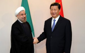china iran leaders