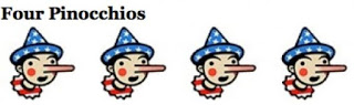 fact checker four pinocchios