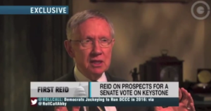 harry reid exclusive