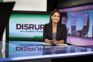 disrupt karen finney canceled