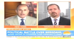 today show chuck todd on bergdahl