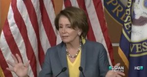 pelosi doesnt know gruber