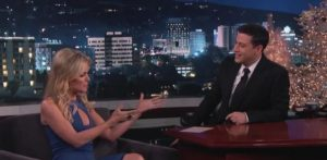 megyn kelly on kimmel