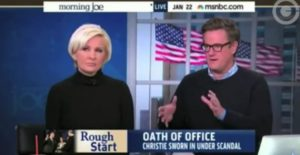 morning joe on bridge gate