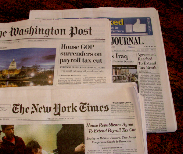 How Trustworthy Are The New York Times, The Washington ...