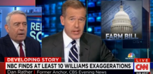 dan rather on brian williams scandal