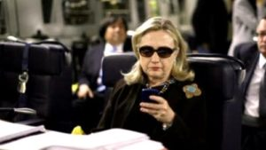 hillary clinton e-mails photo