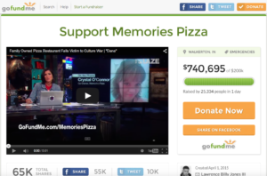 memories pizza go fund me