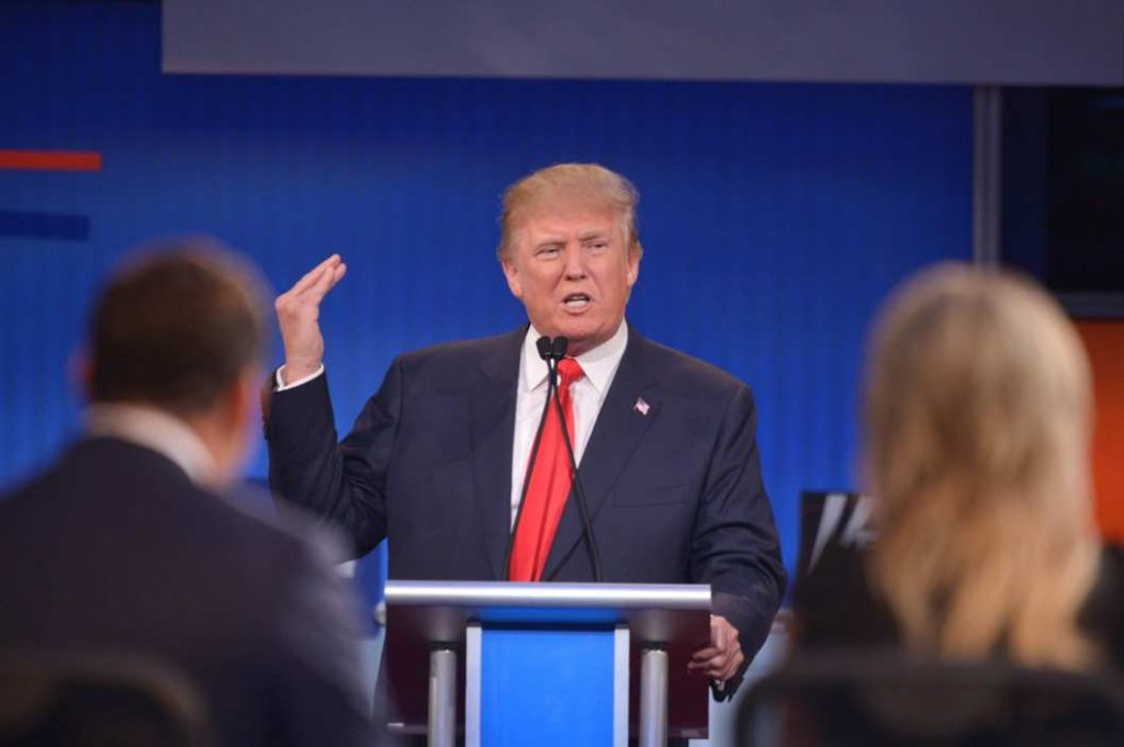 donald trump gop debate fox news