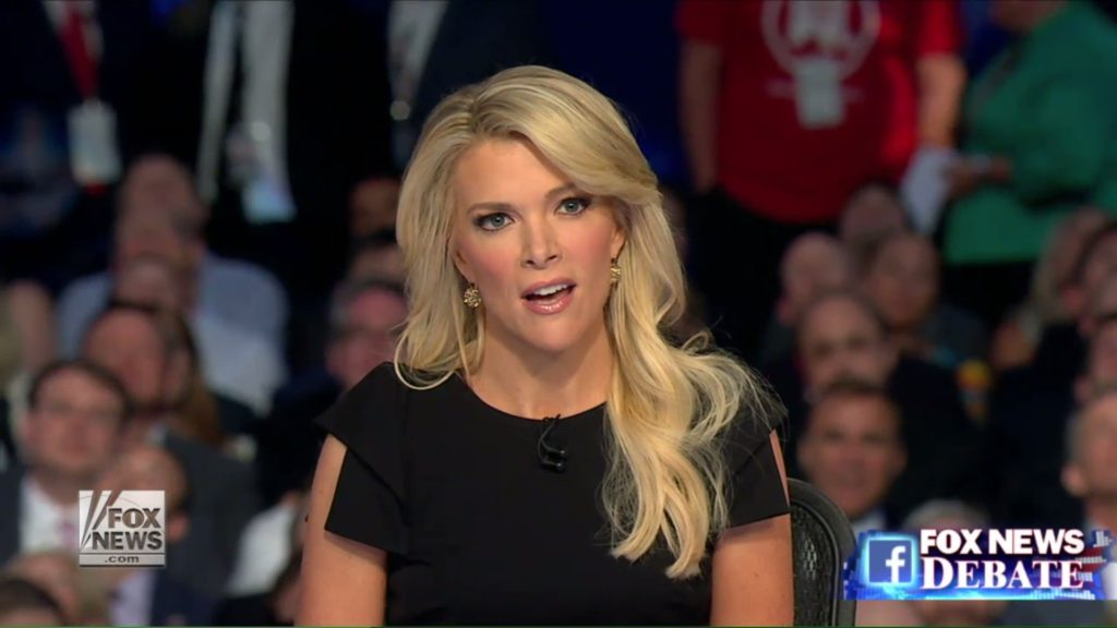 megyn kelly fox news debate