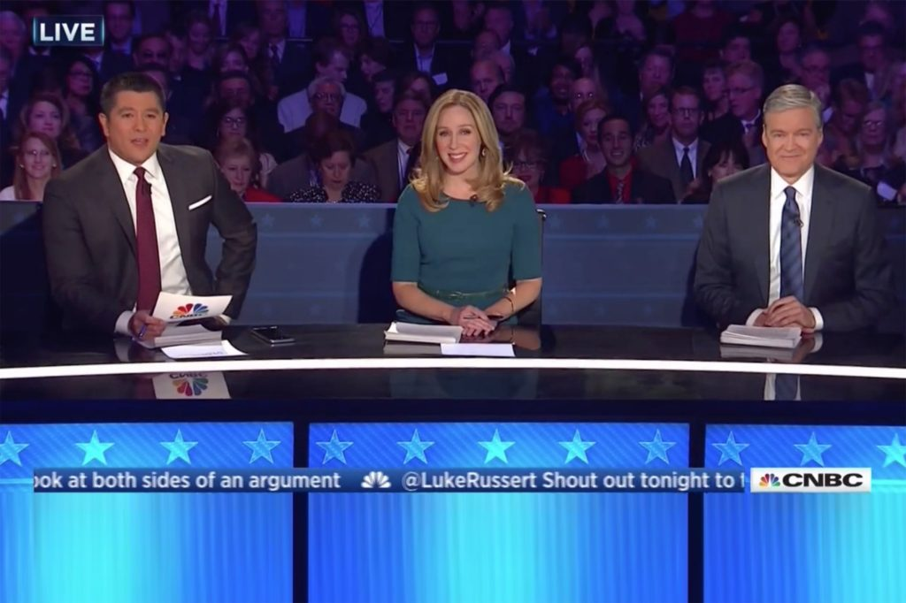 cnbc gop debate moderators