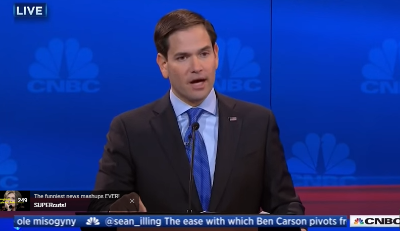marco rubio cnbc media remark