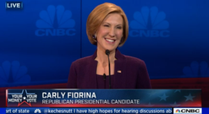 carly fiorina cnbc gop debate 2