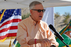 harry reid photo