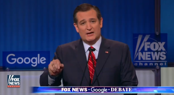 ted cruz fox news google gop debate