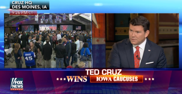 fox news iowa caucus 2016