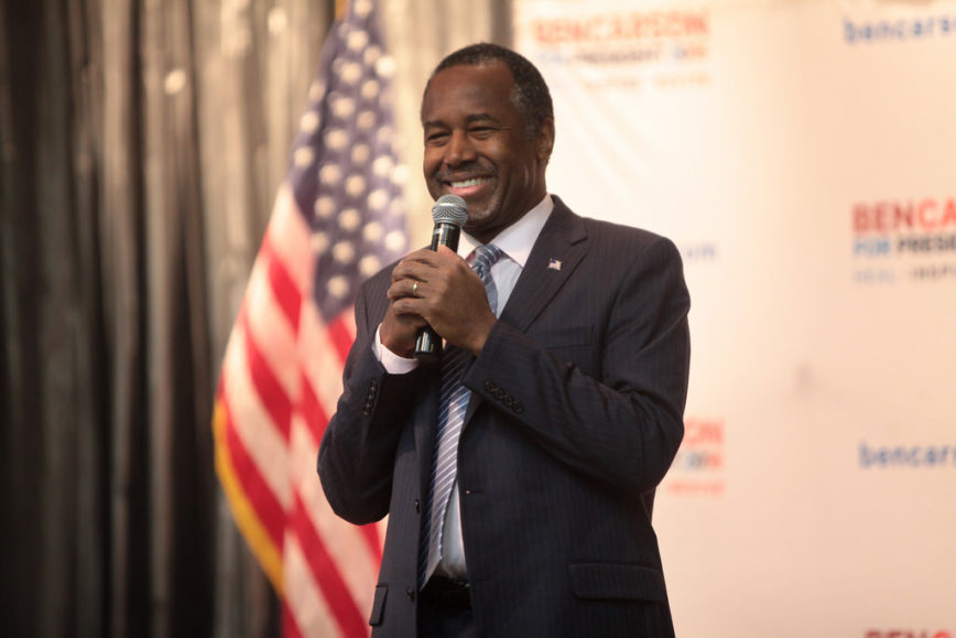 Fighting Discrimination, Encouraging Inclusivity No Longer a Mission of Ben Carson's HUD