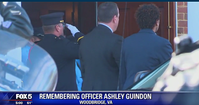ashley guindon cop funeral