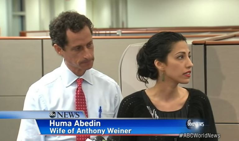 Image result for huma abedin hillary clinton video