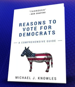 Satirical Book on Why to Vote Democrat Becomes Amazon Best-Seller