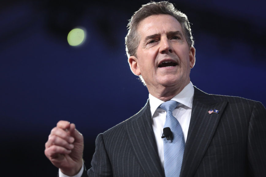 DeMint defends his Heritage tenure