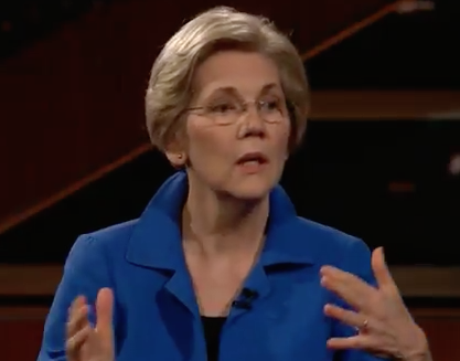 National Congress of American Indians surprised by Elizabeth Warren