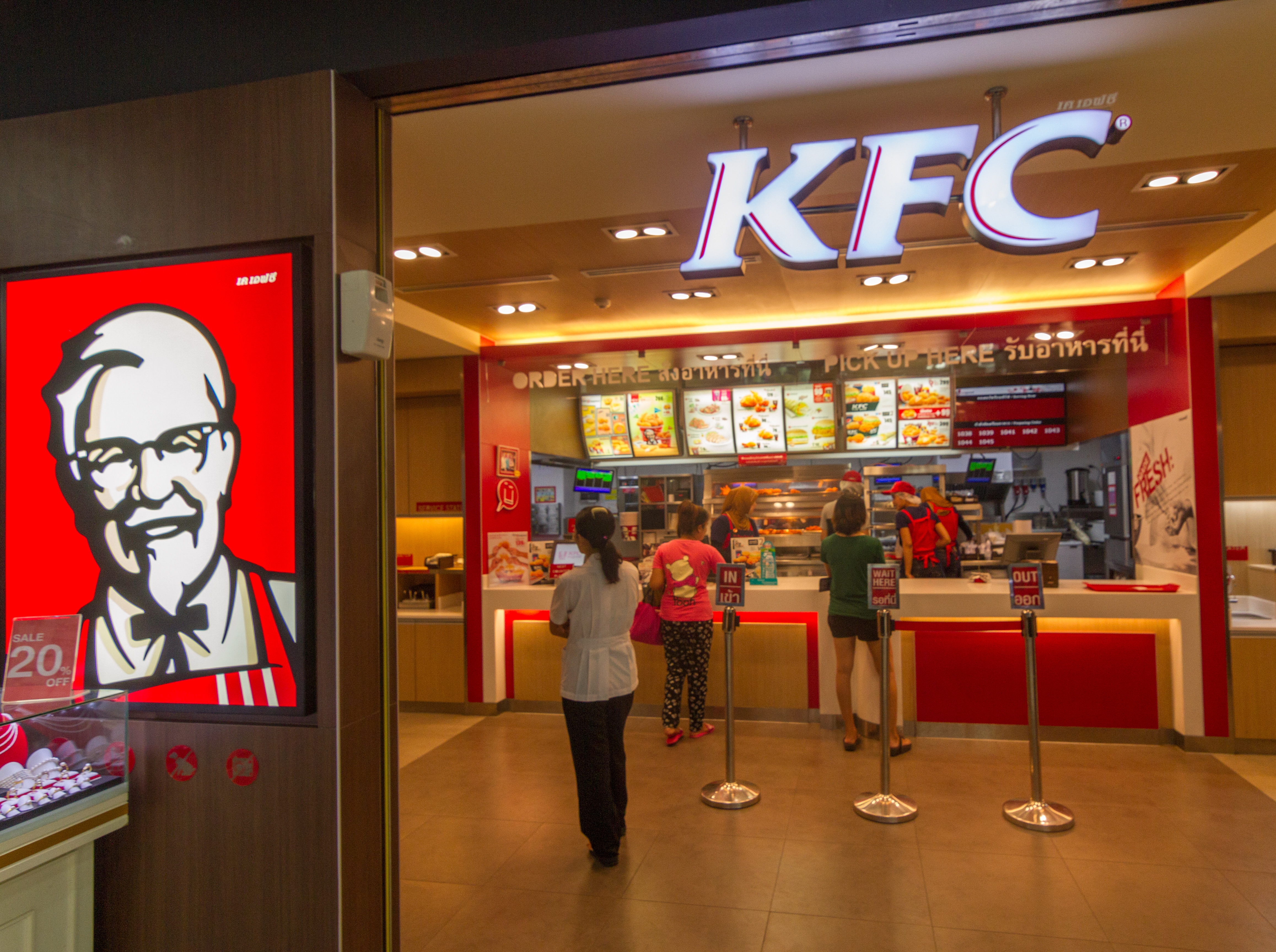 corporate culture kfc Is there a connection between organisation culture and team dynamics  corporate anthropologist michael henderson says yes and shares his.