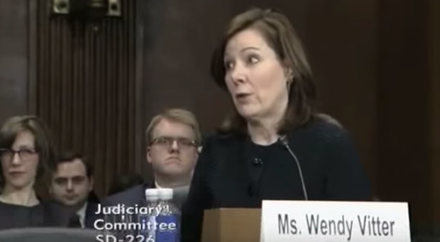 Trump Judicial Nominee Refuses To Say If She Agrees With Desegregated Schools