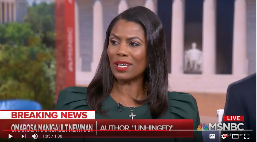 Sales of Omarosa book surged after Trump attacks